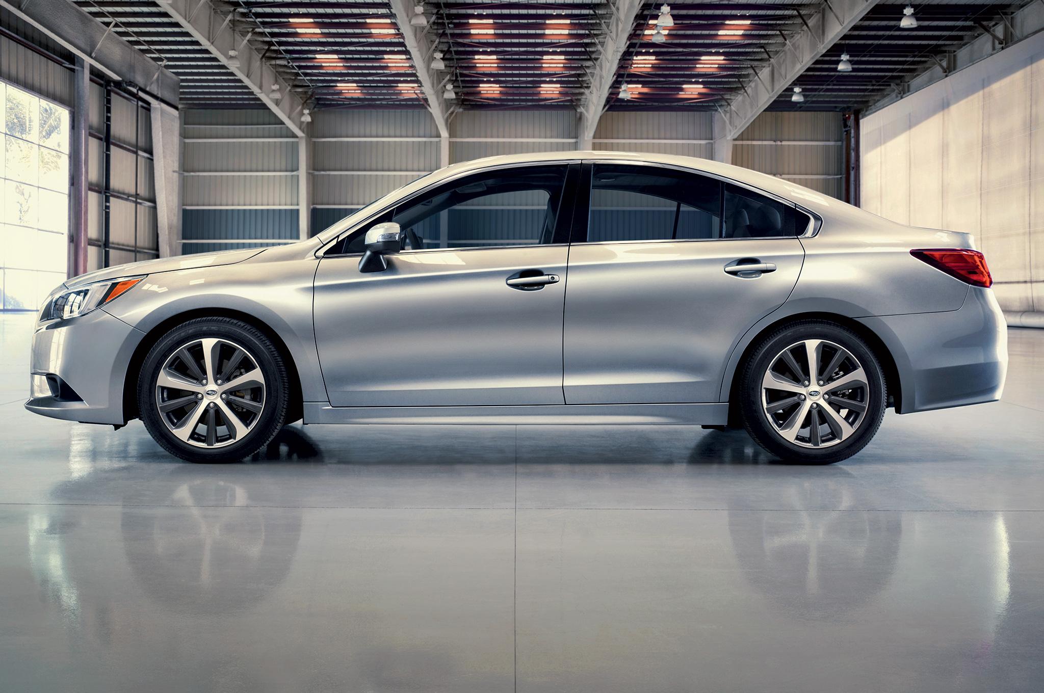New 2015 Subaru Legacy