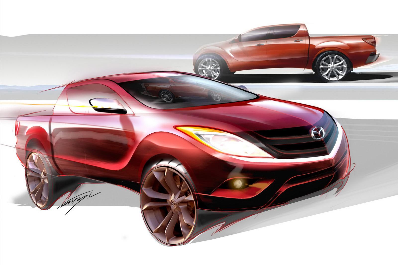 New Mazda Pickup Trucks