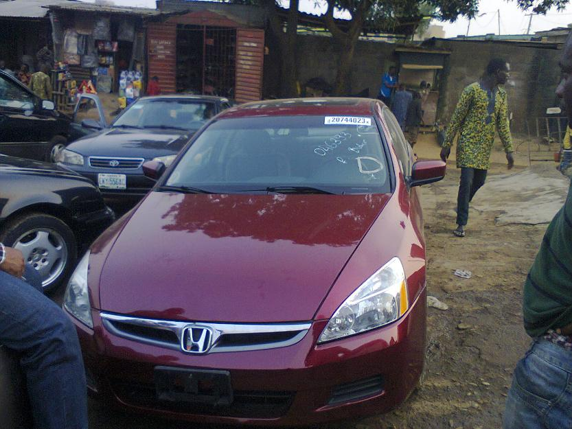 NIGERIA CUSTOM SERVICE IMPOUNDED VEHICLE FOR AUCTION AT GIVE AWAY