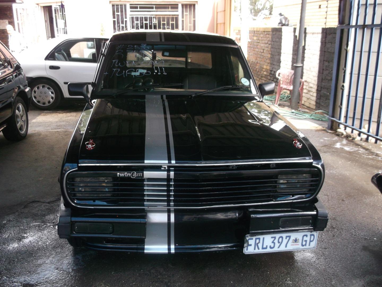 Nissan 1400 Turbo