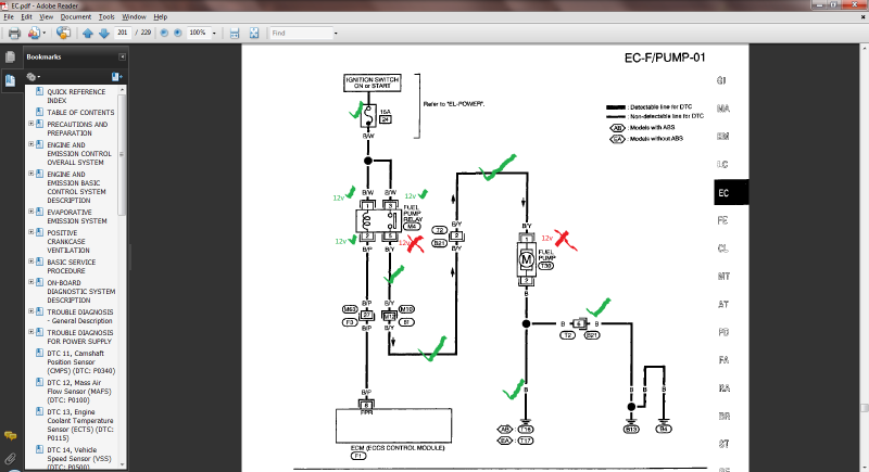 nissan 240sx fuel pump relay image details rh motogurumag com 240sx fuel pump relay location 1992 nissan 240sx fuel pump wiring diagram