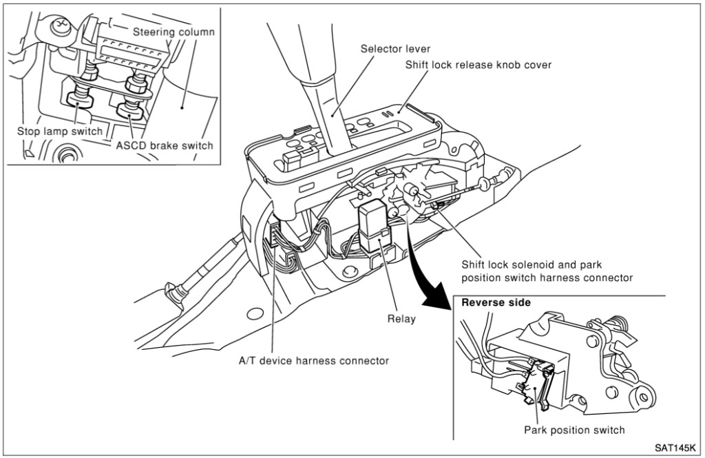 2004 Nissan Altima Shift Lock Diagram on 2002 nissan xterra wiring diagram
