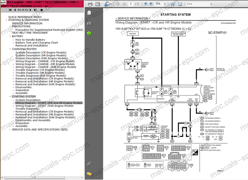 nissan electrical wiring diagram coo vipie de \u2022 Up to 2010 Nissan Radio Wiring Color Code nissan electrical wiring diagram image details rh motogurumag com nissan qashqai electrical wiring diagram nissan vanette electrical wiring diagram