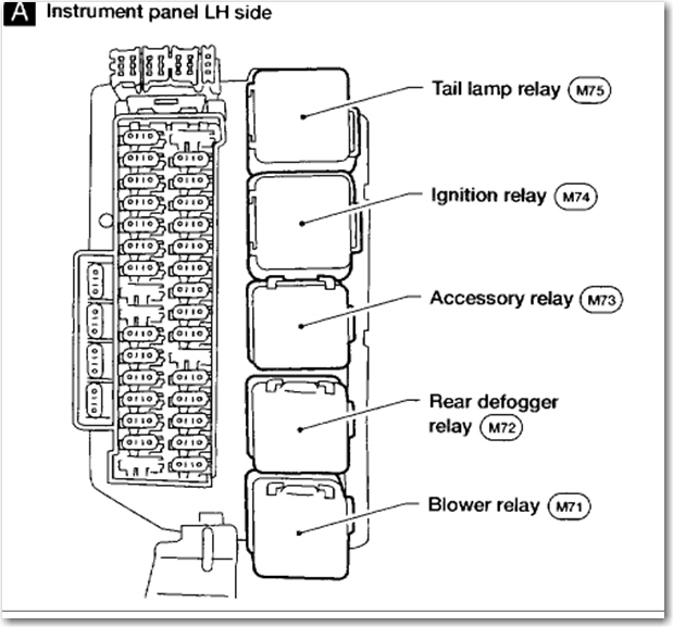 IGUTIH on brake switch diagram mercury