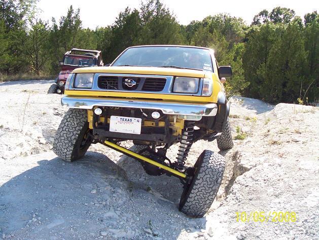 Nissan Hardbody Solid Axle Swap - image details