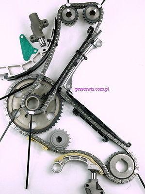 Timing Chain Conversion Kit Nissan Navara D40 Pathfinder