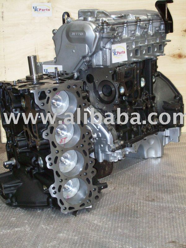Nissan Navara motor YD25 2001  2006Motores para maquinárioID do