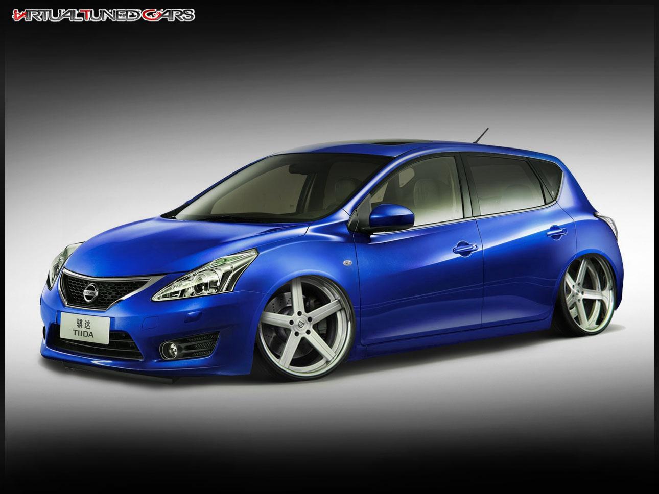 Nissan Tiida Hatchback 2012
