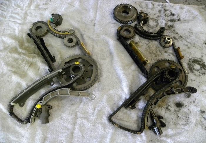 Nissan Timing Chain Kits