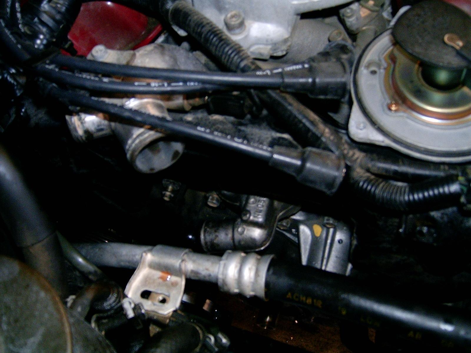 Nissan Titan Serpentine Belt Replacement