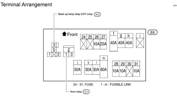 nissan versa fuse box diagram enthusiast wiring diagrams u2022 rh rasalibre co 2012 Nissan Versa Fuse Box 2011 Nissan Versa Fuse Box