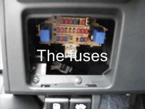 Nissan Versa Fuse Box Diagram Image Details