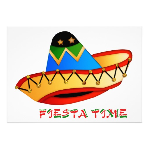 No Time for Siesta Time Image for Fiesta