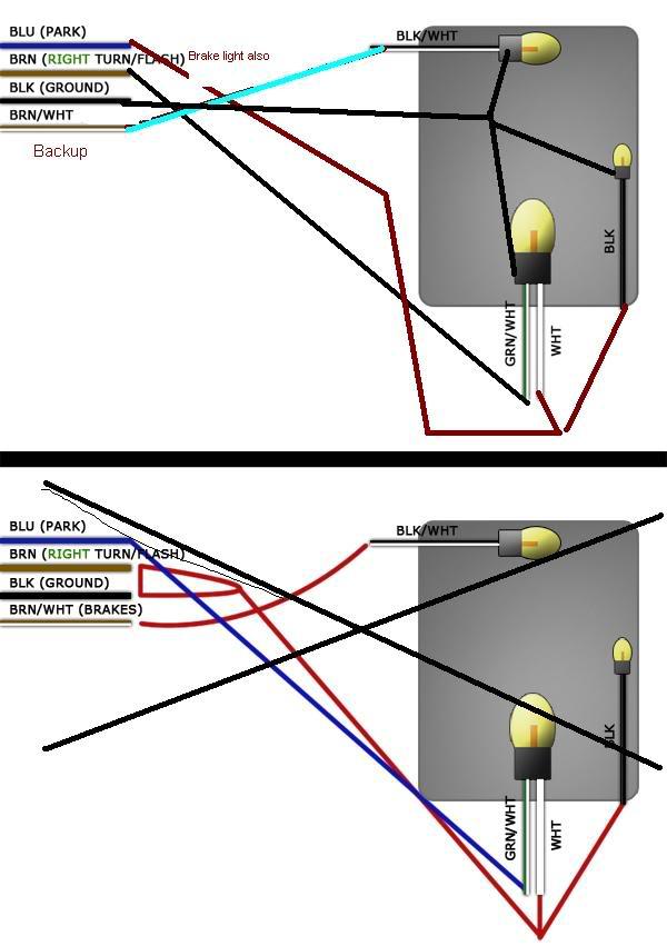 Car Wiring Diagram – Jeep Cj Tail Light Wiring Diagram
