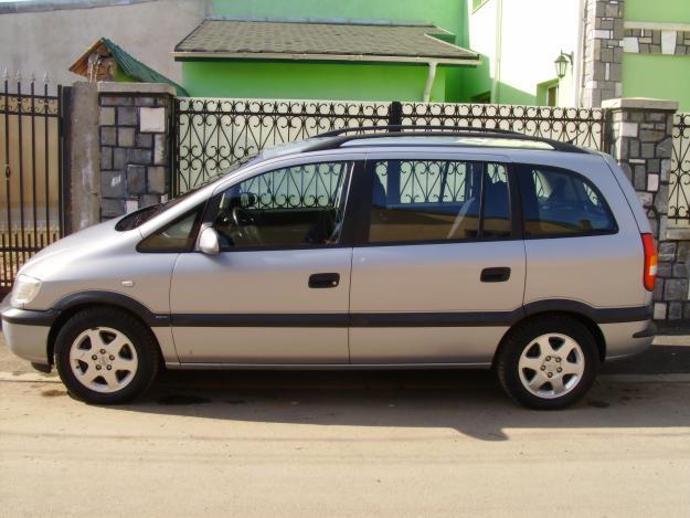 Opel Zafira 2001 | AutoTrender