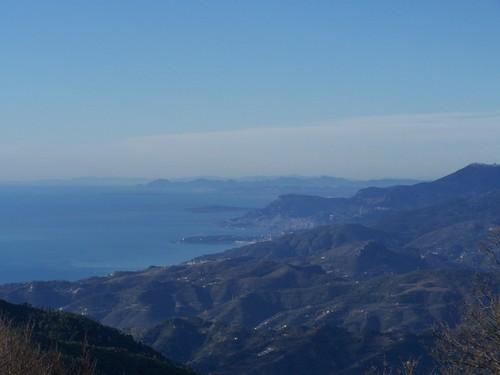 Panoramio  Photo of Monte Bignone vista verso Francia