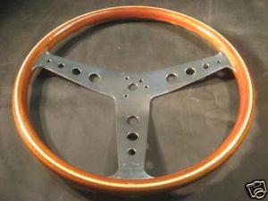 Personal Nardi Wood Steering Wheel MG 356 Jaguar Alfa Datsun BMW 911