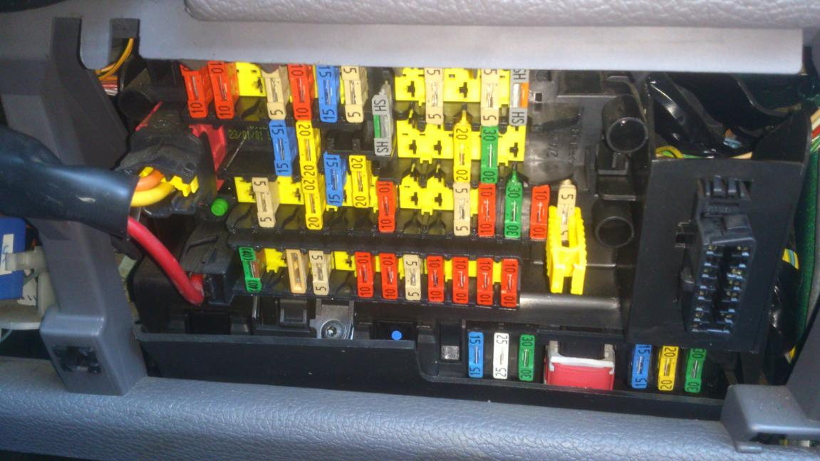Peugeot 206 Fuse Box Buzzing : Peugeot fans bulgaria view topic Диагностика в Плевен