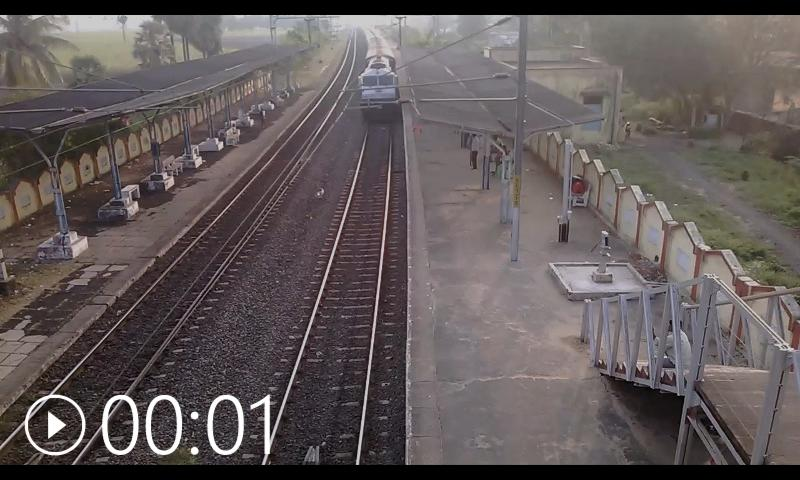 Picture & Video Gallery  Janmabhoomi Express/12805 Visakhapatnam/VSKP