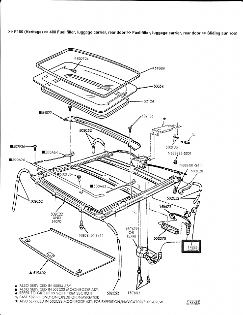 Oem Parts Diagrams Sunroof Get Free Image About Wiring Diagram
