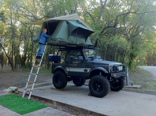 Portable Tent Storage Shelter