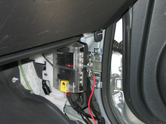 Power Steering Fuse 2007 Toyota Yaris Image Details