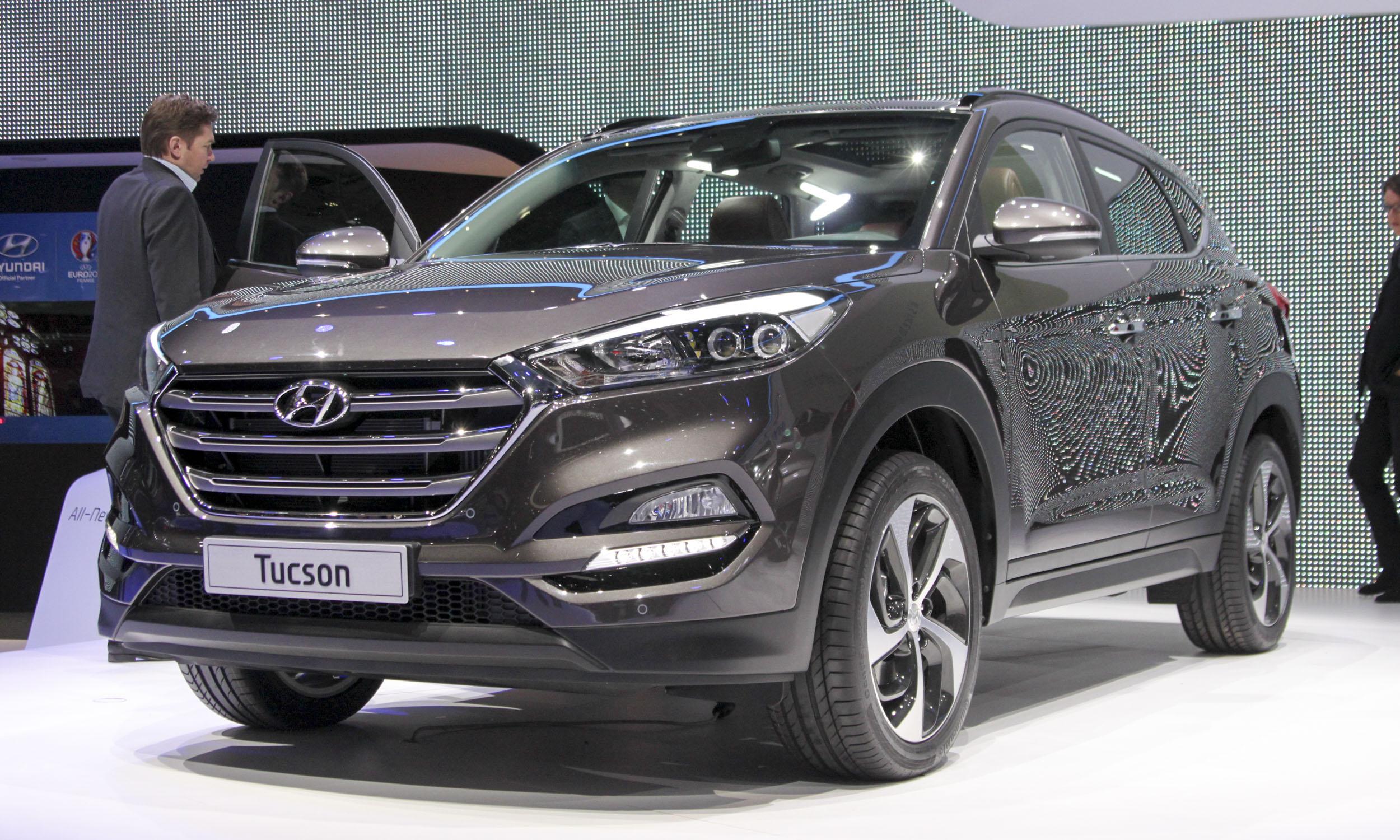 prepped Hyundai Tucson Adventuremobile to arrive at 2015 SEMA  Tuned