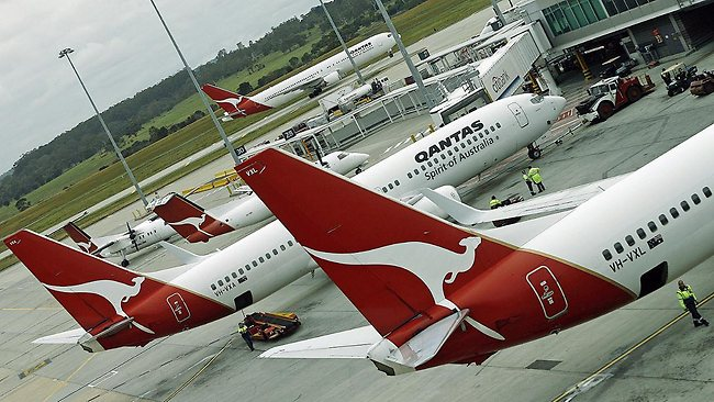 qantas pilots news image search results