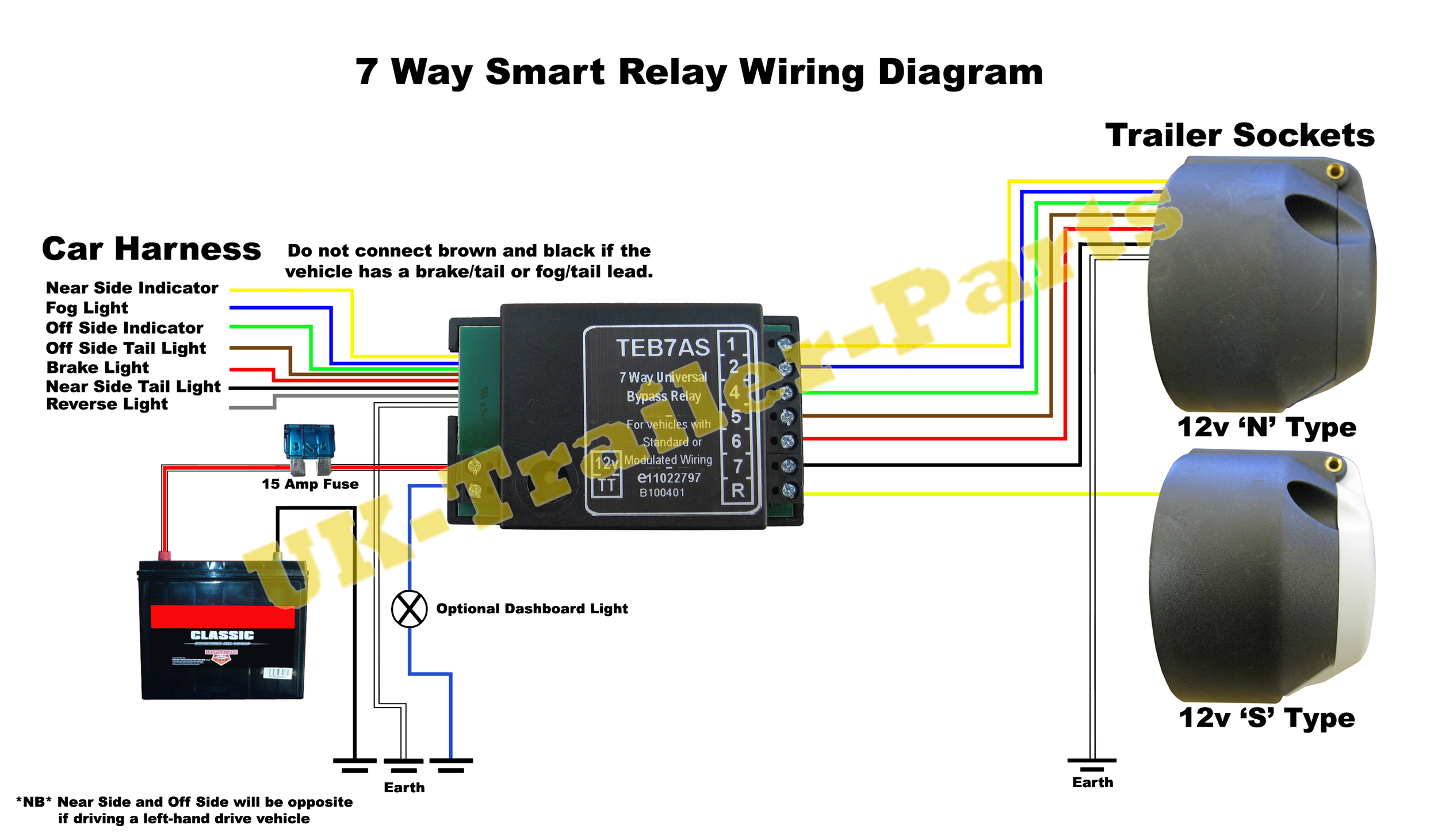 5 Pin Relay Wiring Diagram Image Details Ford
