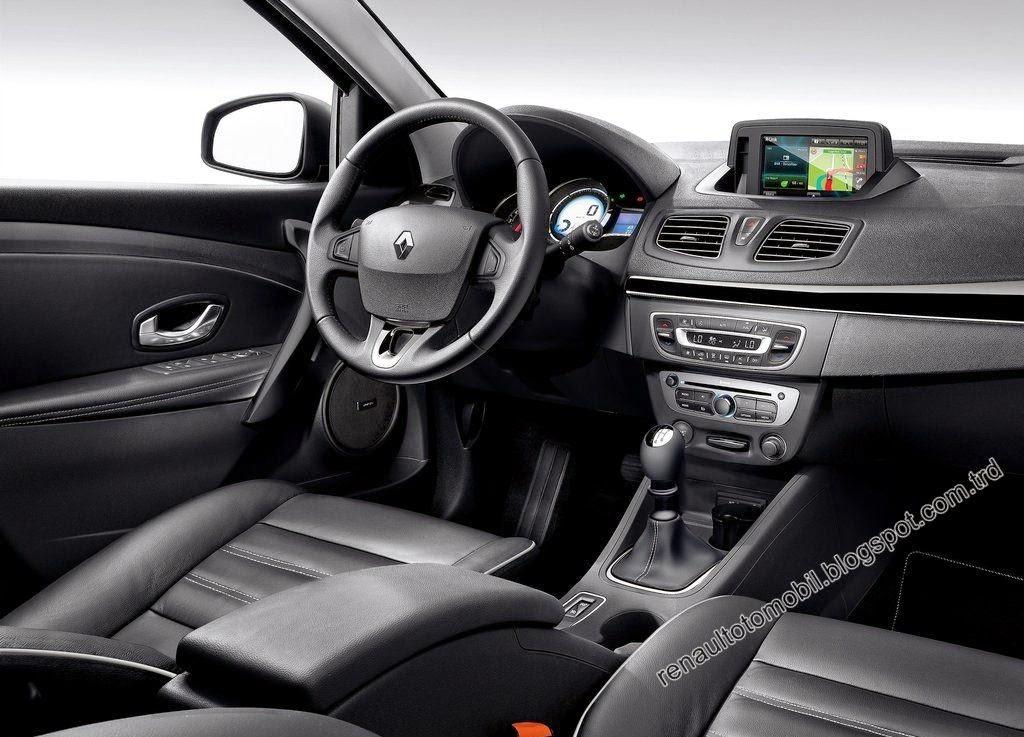 Renault Marka Otomobil: Renault Fluence Dizel 1.5 DCi Touch