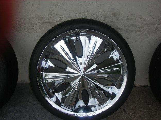 Rims and Tire Packages