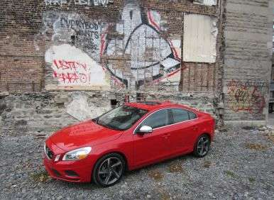 Road Test and Review  2013 Volvo S60 T6 AWD RDesign | Autobytel.com