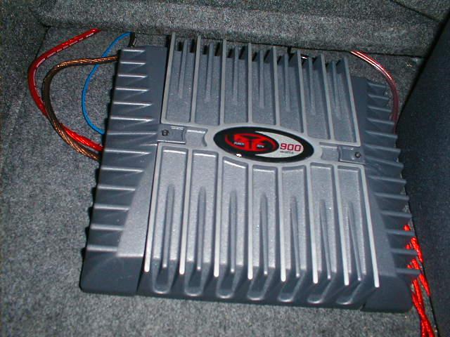 Rockford Fosgate Punch 900 Amp