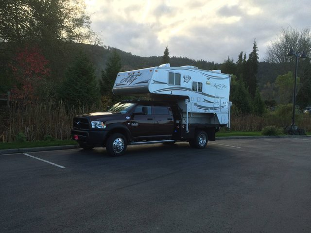 RV.Net Open Roads Forum: Tow Vehicles: Dad bought a new Ram