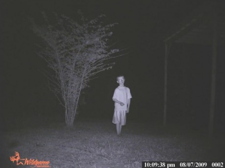 Scary Things Caught On Trail Cameras
