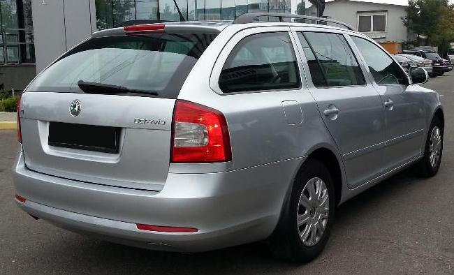 Skoda Octavia, break, 1.6 diesel, 2012, 105 cp, euro 5   Leasing Auto