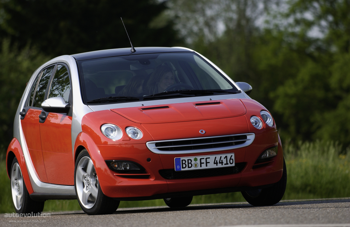 SMART FORFOUR 1.5 CDI REVIEW ::Hamburg Online