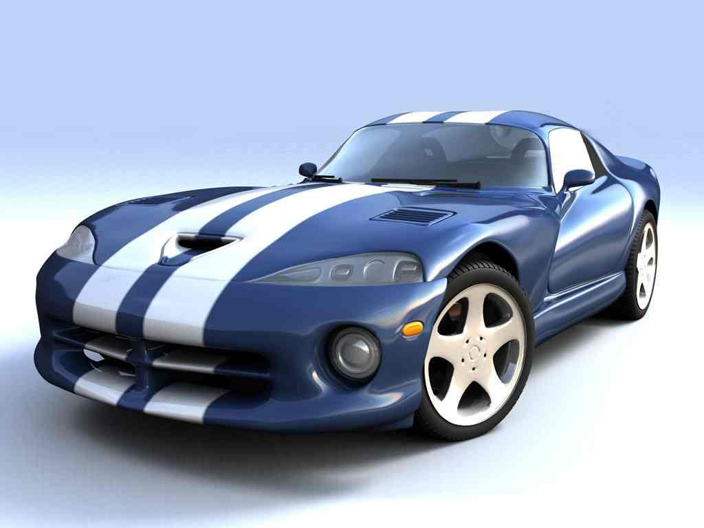 Sports Cars Dodge Viper