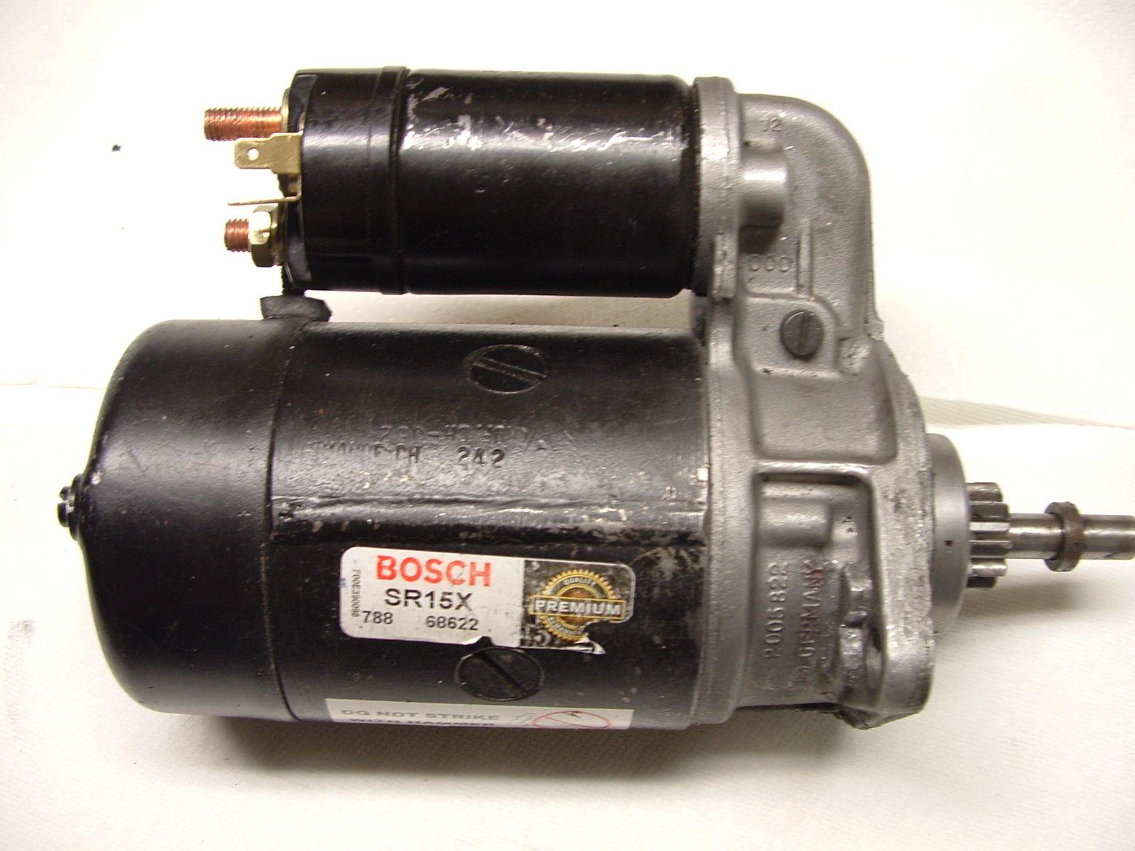 Starter Motor Solenoid Diagram
