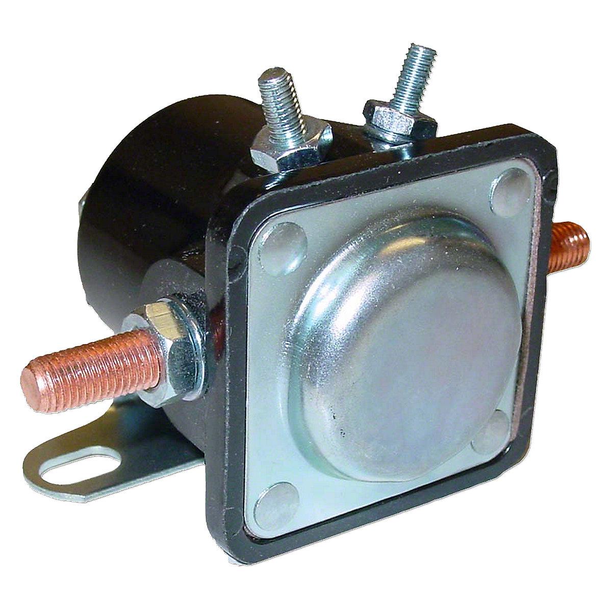 Starter Solenoid Switch Winch Motor 12 Volt 6 Terminal - image details