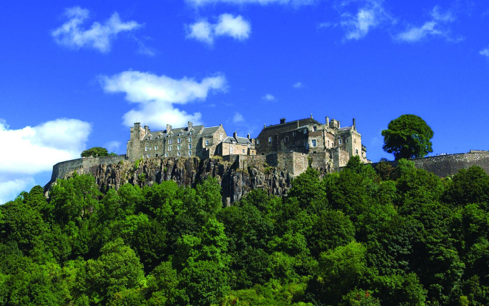 Stirling Castle Bridge Photo