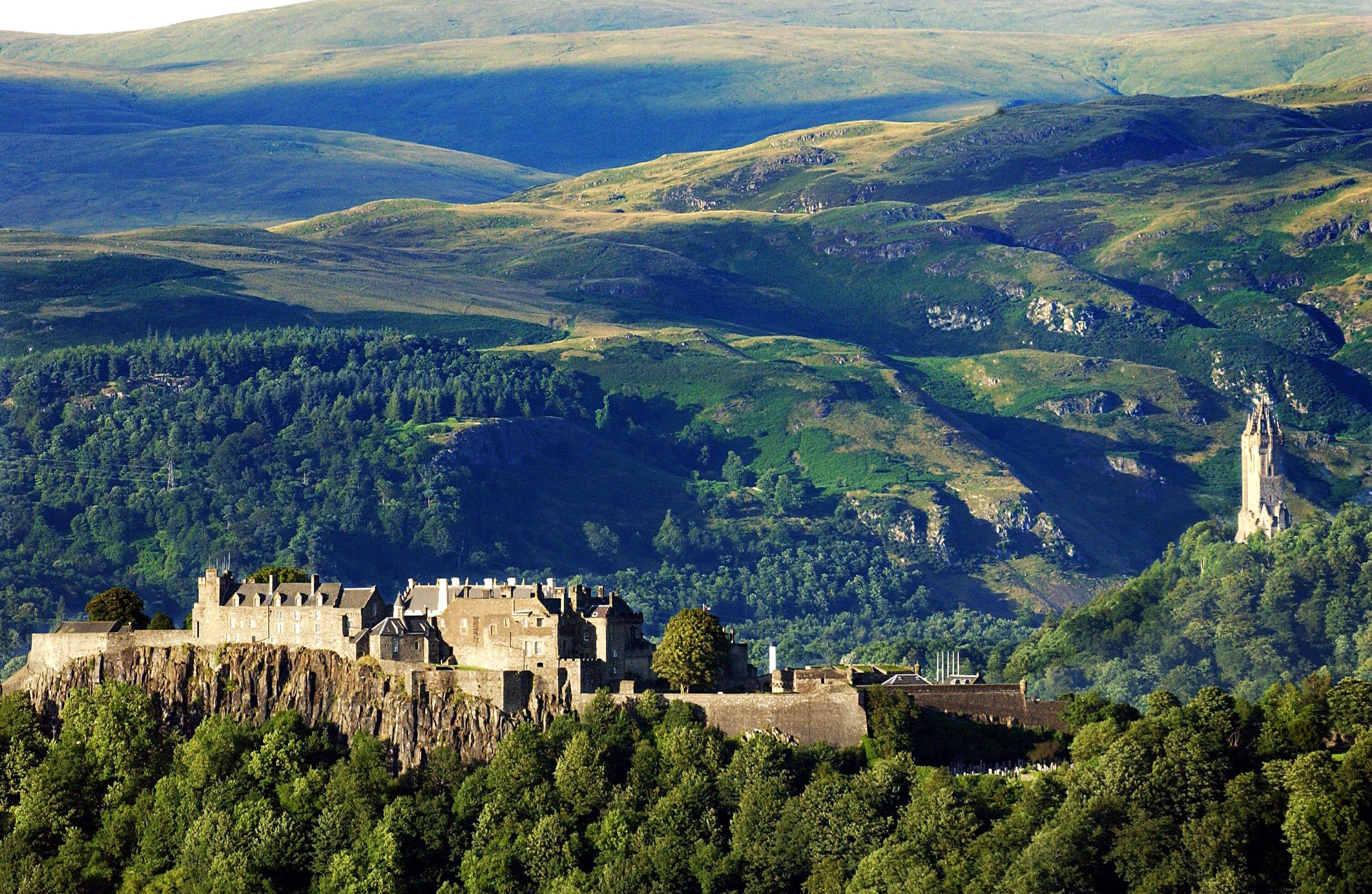 Stirling University Scotland