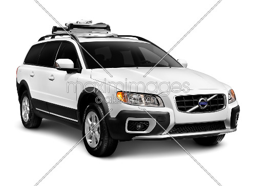 Stock photo: 2010 Volvo XC70 3.2 AWD | MaximImages.com | Image #C?G