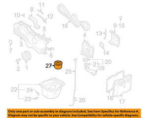 Subaru 90 03 Legacy Engine Oil Filter 15208AA12A | eBay