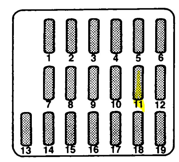 subaru forester fuse box image details subaru forester fuse box