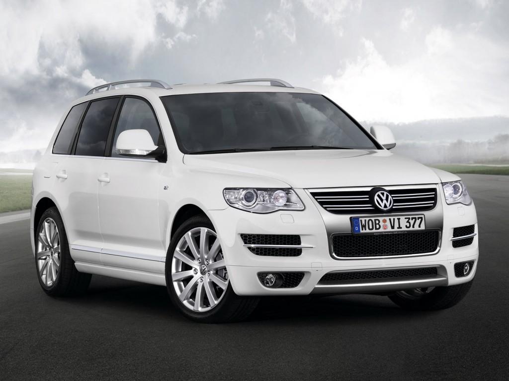 SUV VW Volkswagen Touareg