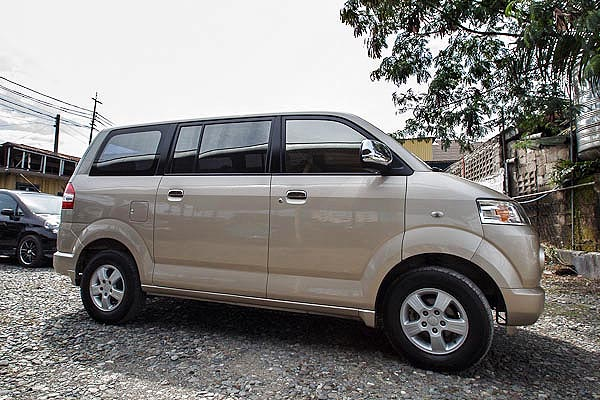 Suzuki APV Furgon  Nuevo 2015 en Chile