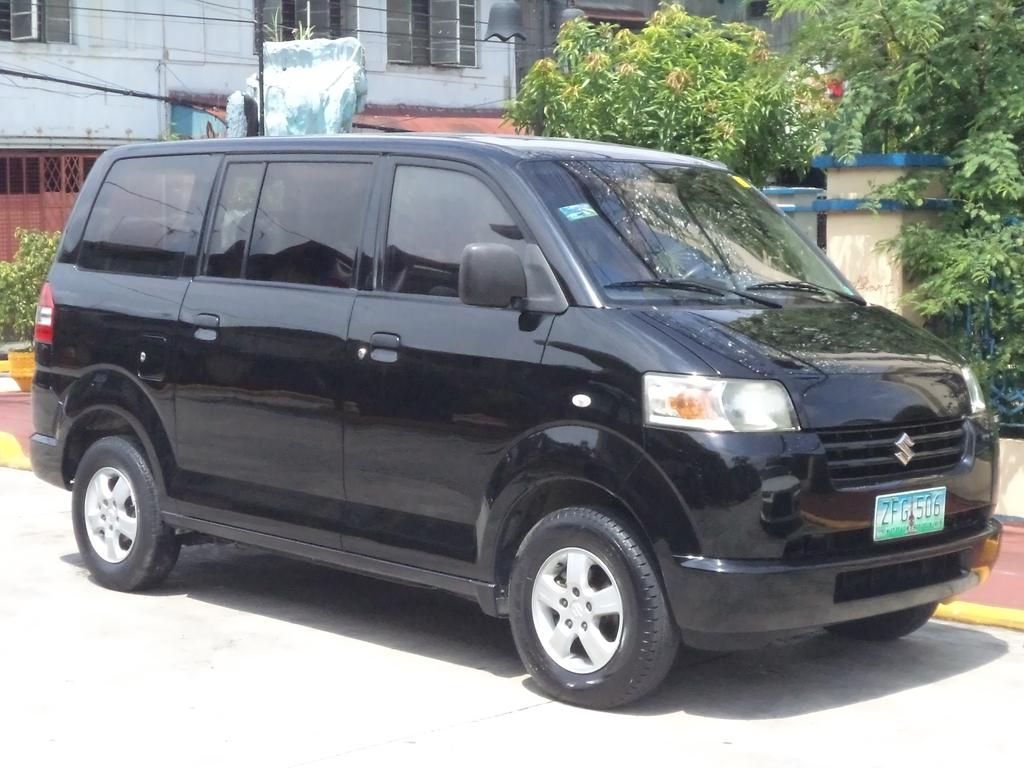 WRG-8228] Suzuki Apv Fuse Box