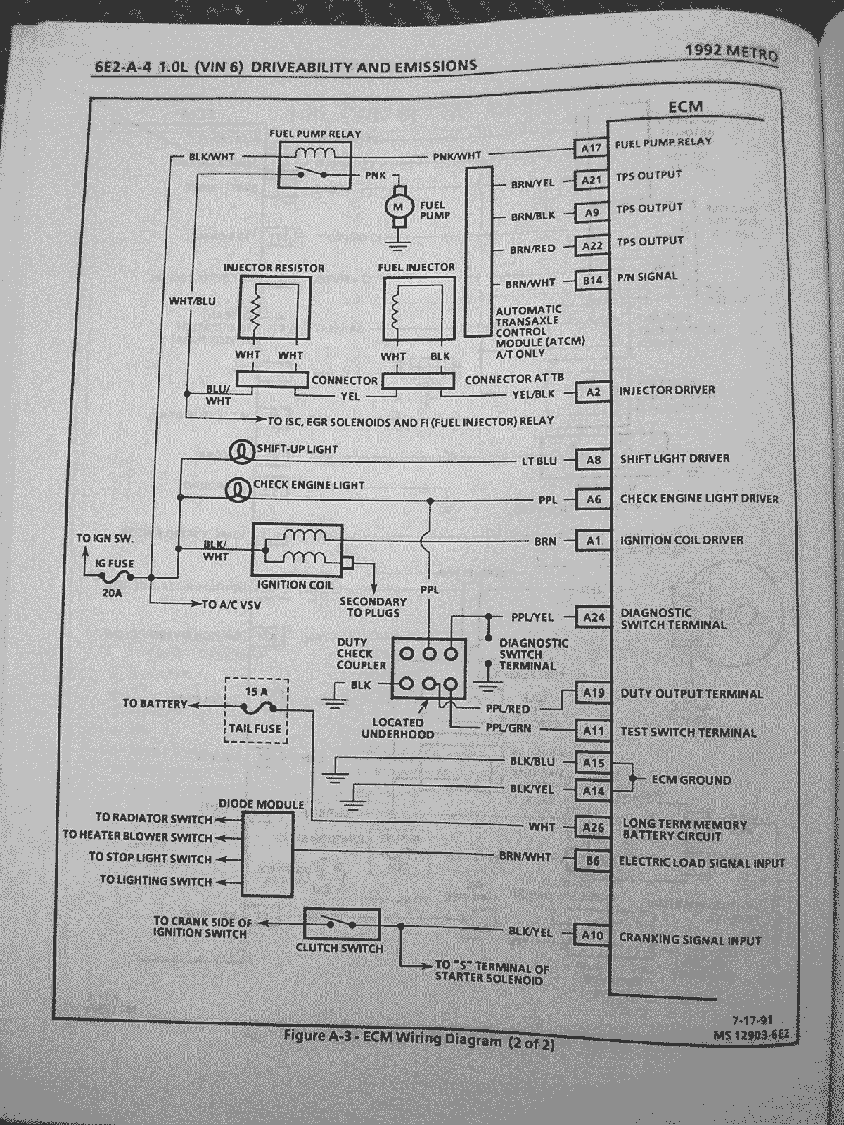 suzuki carry wiringdiagram wZCZeXX suzuki carry wiring diagram efcaviation com mitsubishi mini truck wiring diagram at edmiracle.co