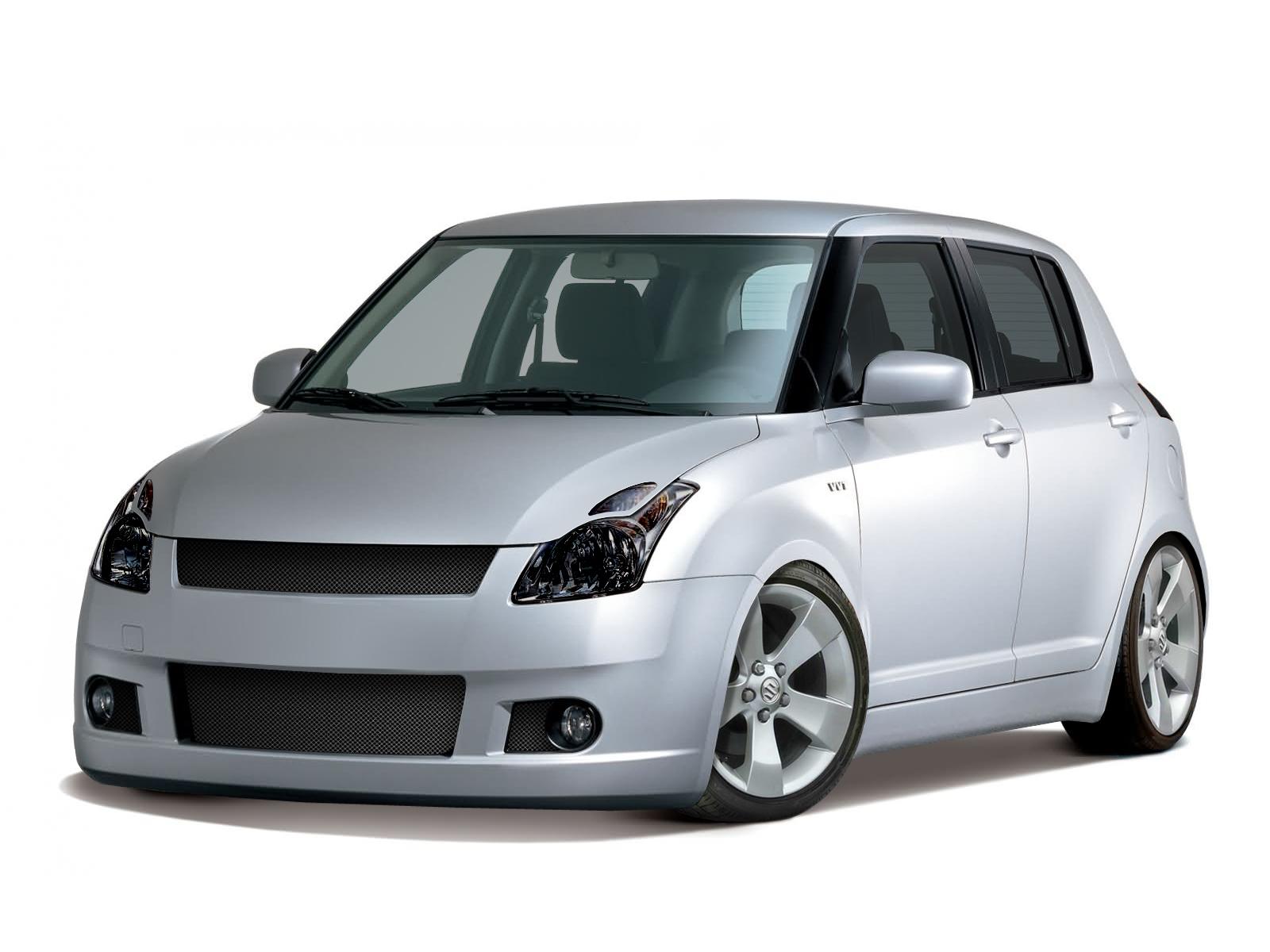 Suzuki, Maruti, Swift, Suzuki Swift, Facelift, mopf, modellpflege, der